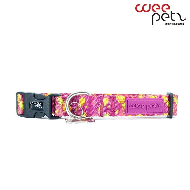 WeePetz Pineapple Collar Köpek Boyun Tasması Medium