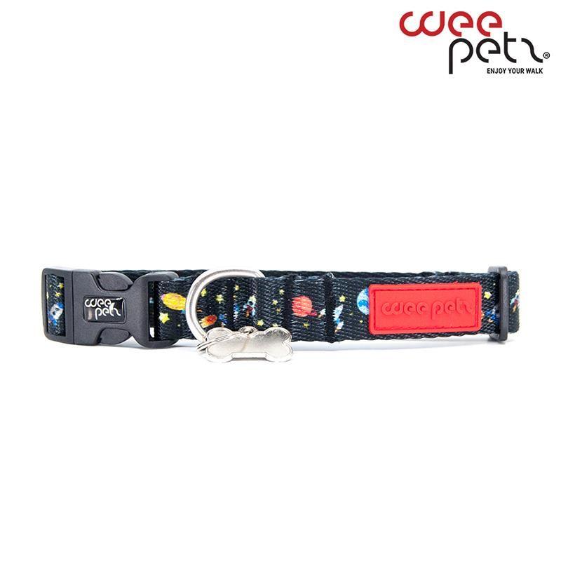 WeePetz Space Collar Köpek Boyun Tasması XSmall