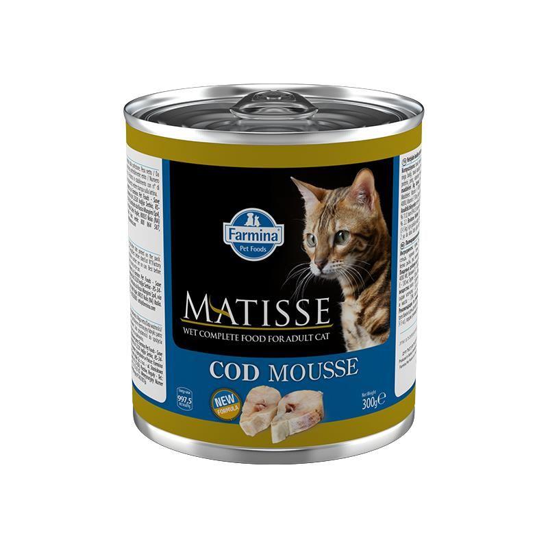 Matisse Mousse Morina Balıklı Kedi Konservesi 300 Gr