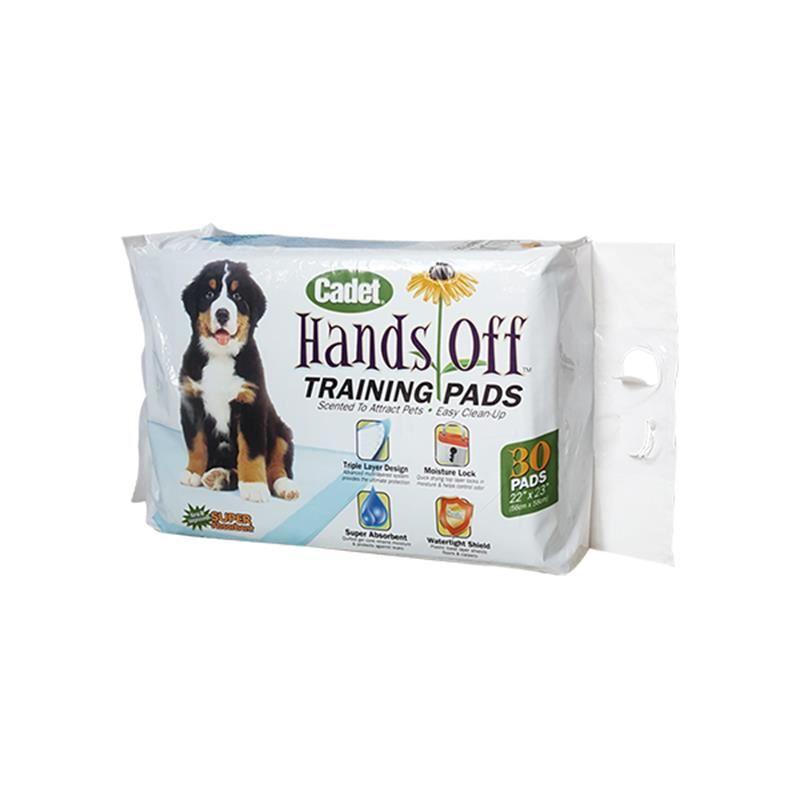 Cadet Köpek İçin Tuvalet Alıştırma Pedi 56x58 30 Lu