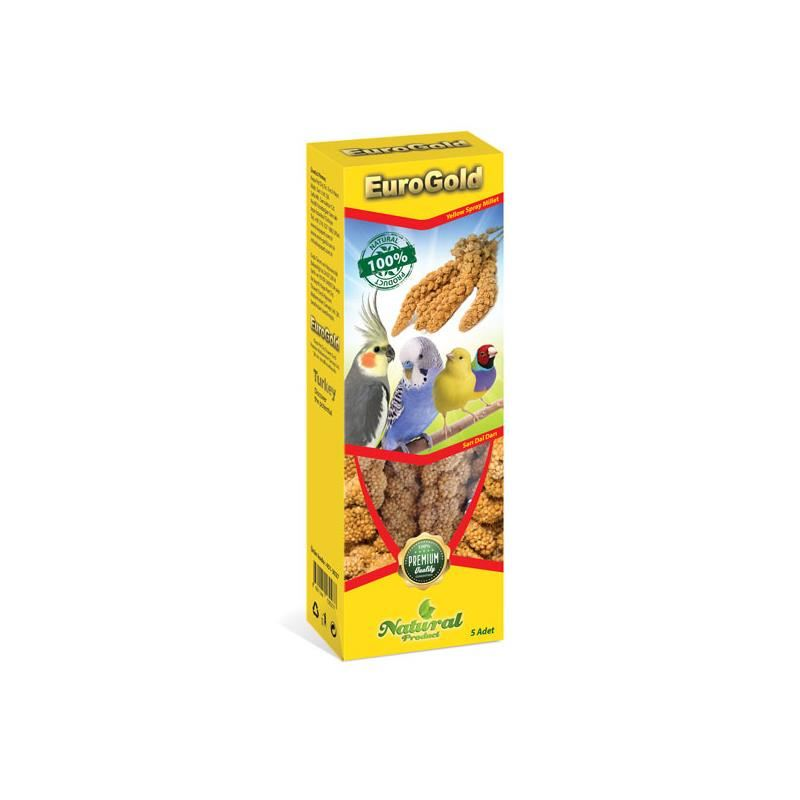EuroGold Sarı Dal Darı 5 li