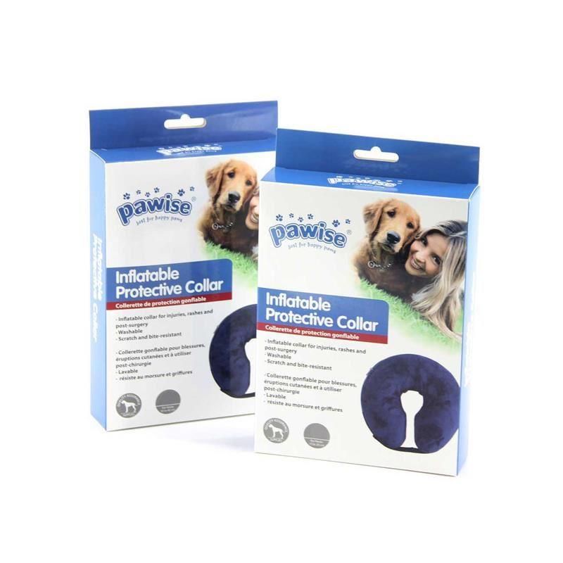 Pawise Köpek İçin Şişirilebilir Boyunluk 33-45 cm
