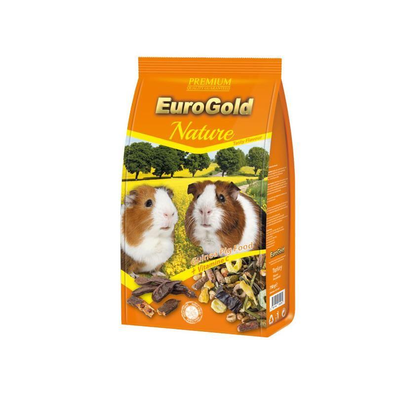 EuroGold Guinea Pig Yemi 750 gr