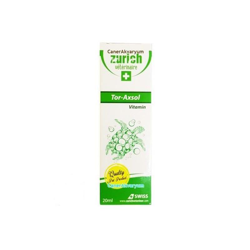 Zurich Toraxsol Kaplumbaga vitamini 20Ml