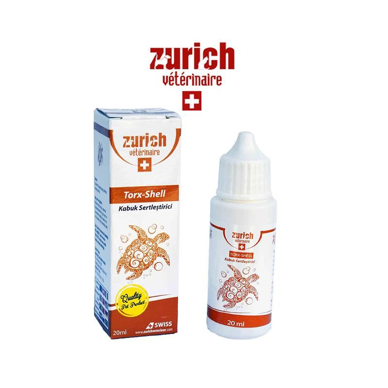 Zurich Veterinaire Torx Shell Kaplumbağa Kabuk Sertleştirici
