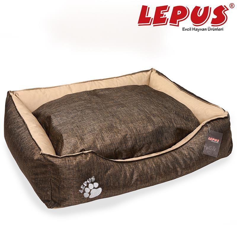 Lepus Dış Mekan Köpek Yatağı Medium Yeşil