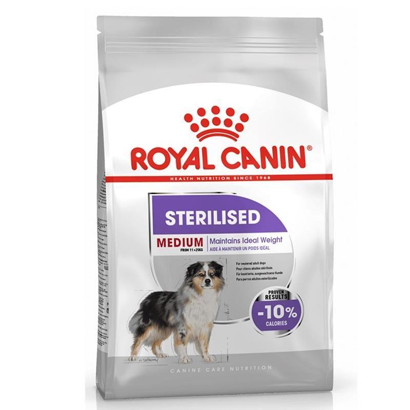 Royal Canin Medium Sterilised Kısır Köpek Maması 10 Kg