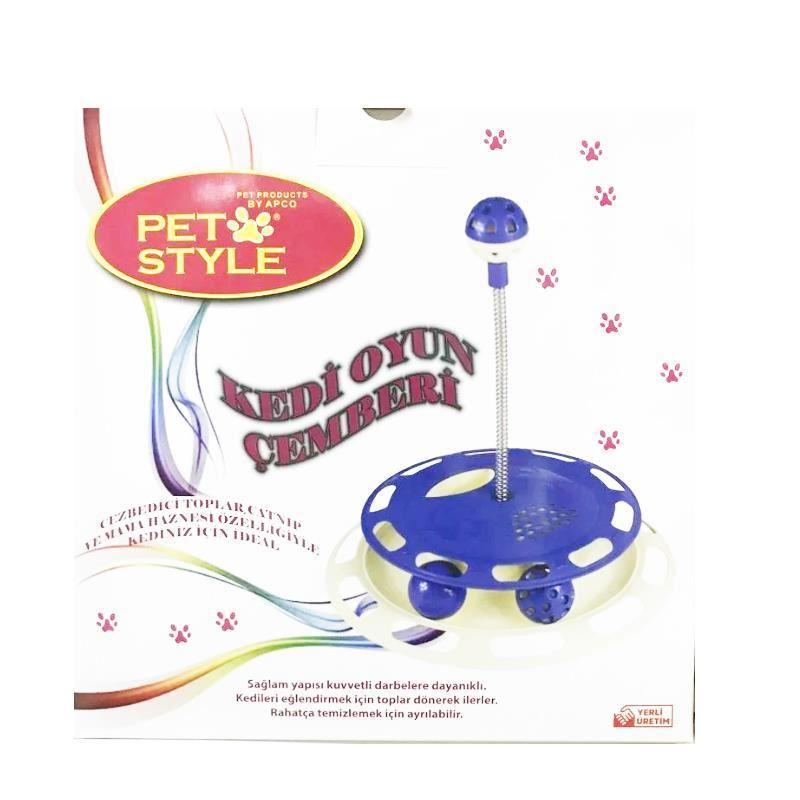 Pet Style Kedi Oyun Çemberi