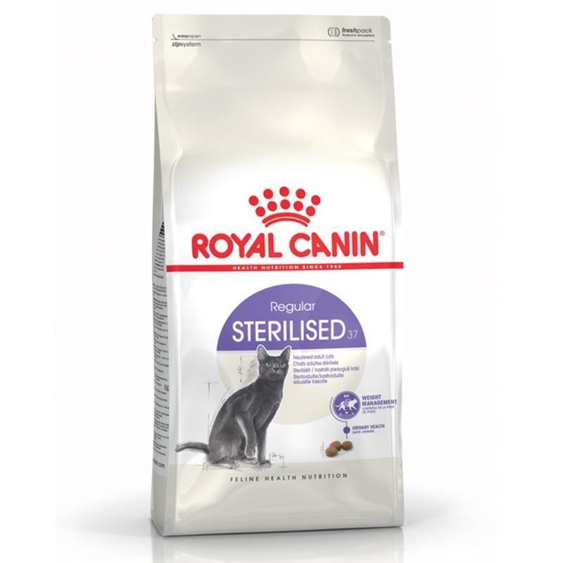 Royal Canin Sterilised 37 Kısır Kedi Maması 400 Gr