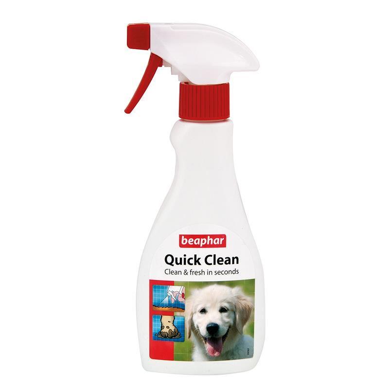 Beaphar Quick Clean Köpekler İçin Temizleme Spreyi 250 Ml