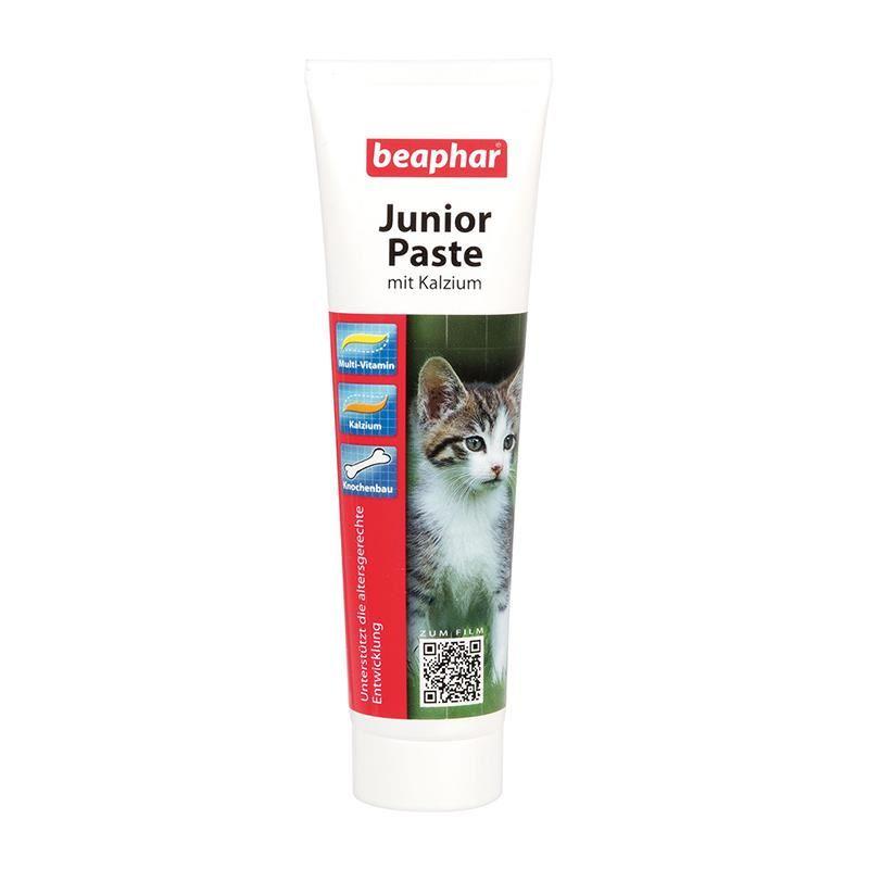 Beaphar Junior Paste Yavru Kedi Macunu 100 Gr