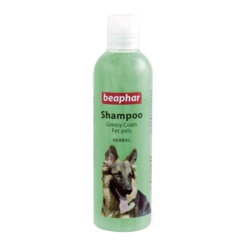 Beaphar Yağlı Ciltli Köpekler İçin Bitki Özlü Şampuan 250 ML