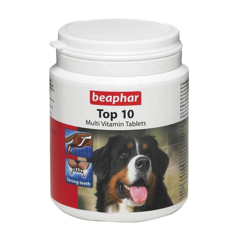 Beaphar Top 10 Dog Multivitamin 180 tablet