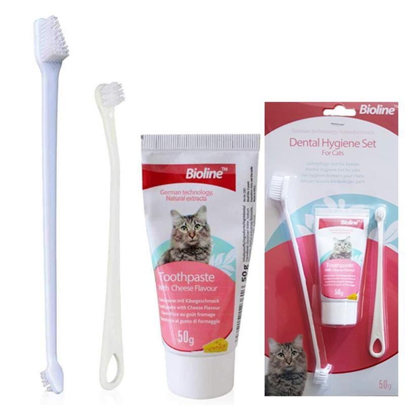 Bioline Kedi Ağız Bakım Seti