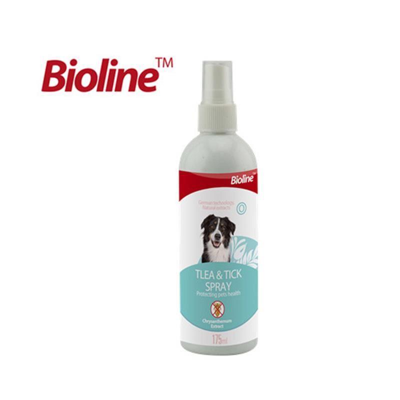 Bioline Kedi Köpek Asalak Uzaklaştırıcı Bitkisel Sprey