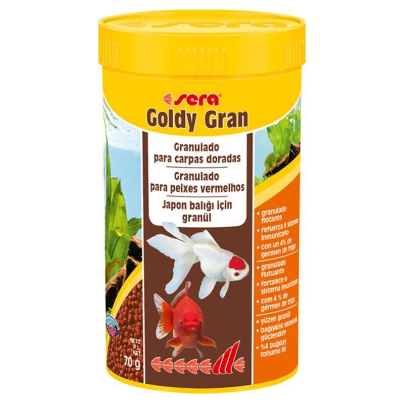 Sera Goldy Gran 250 Ml 70 Gr