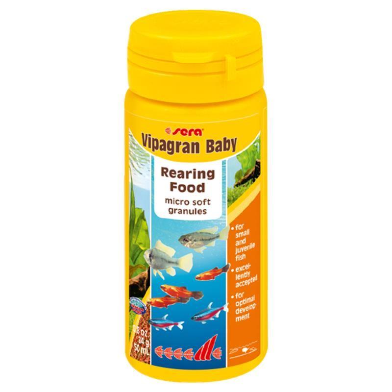 Sera Vipagran Baby 24 Gr 50 Ml