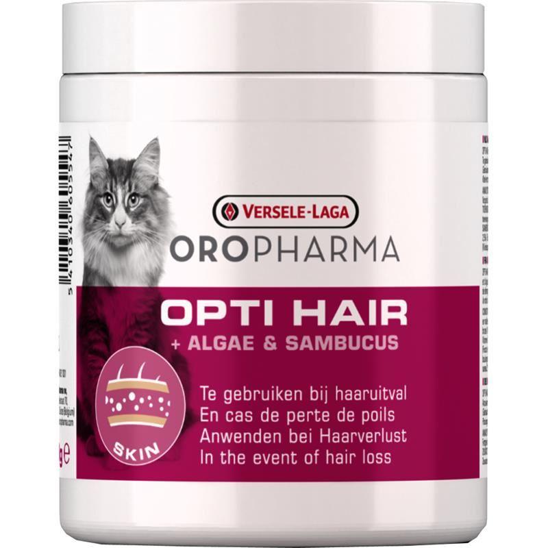 Versele Laga Oropharma Opti Hair Kedi Tüy Bakımı 130 gr
