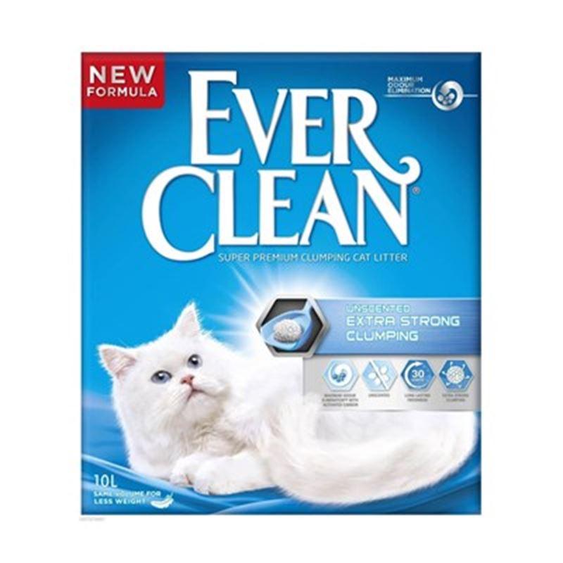 Ever Clean Extra Strong Kokusuz Topaklaşan Kedi Kumu 6 L