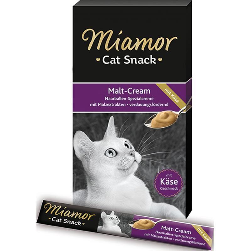 Miamor Cream Malt-Peynir Kedi Ödülü 6x15 Gr