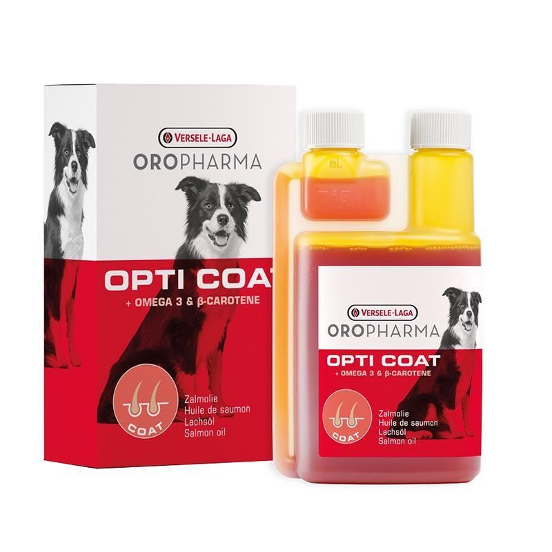 Versele Laga Oropharma Opti-Coat Köpekler Tüy ve Deri İçin Somon Yağı