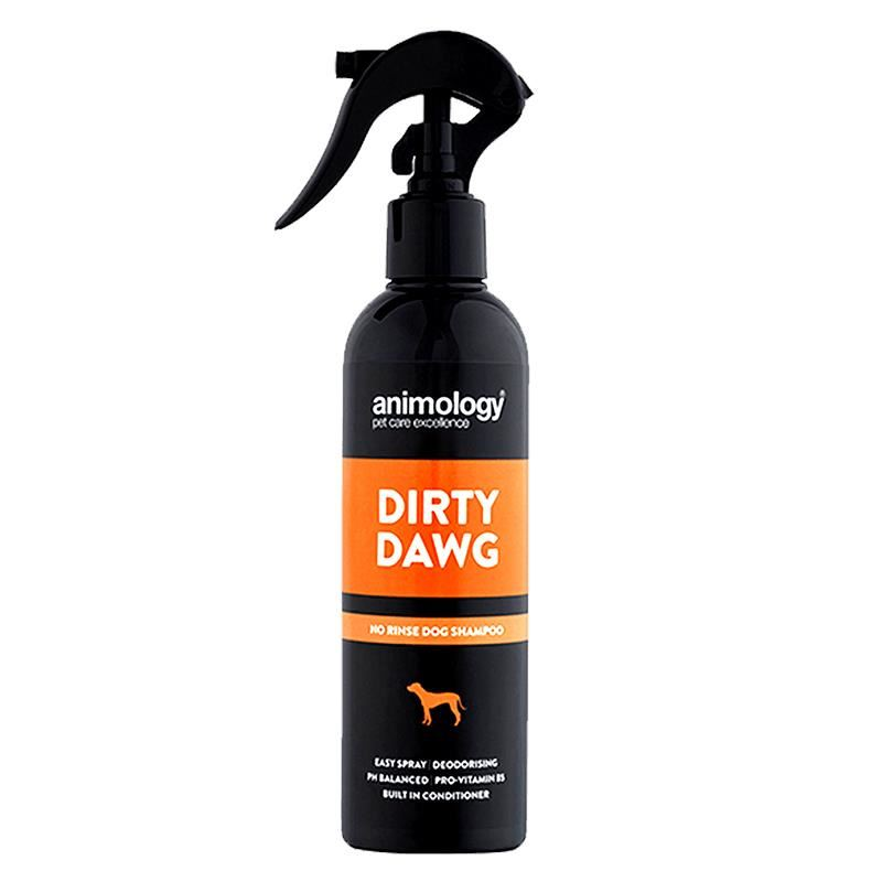 Animology Dirty Dawg Köpek Kuru Şampuanı 250 Ml