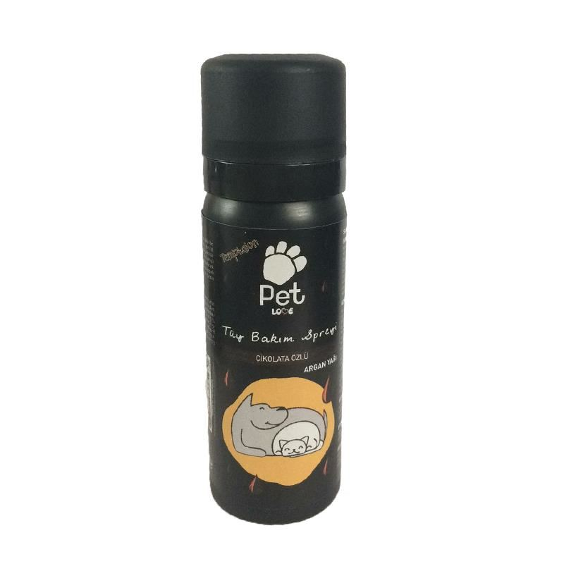 Pet Love Çikolata Özlü Kedi Köpek Parfümü 50 Ml