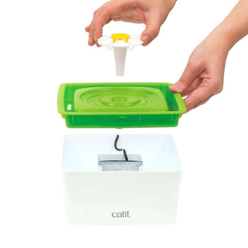 Catit Flower Fountain Mini Otomatik Kedi Su Sebili