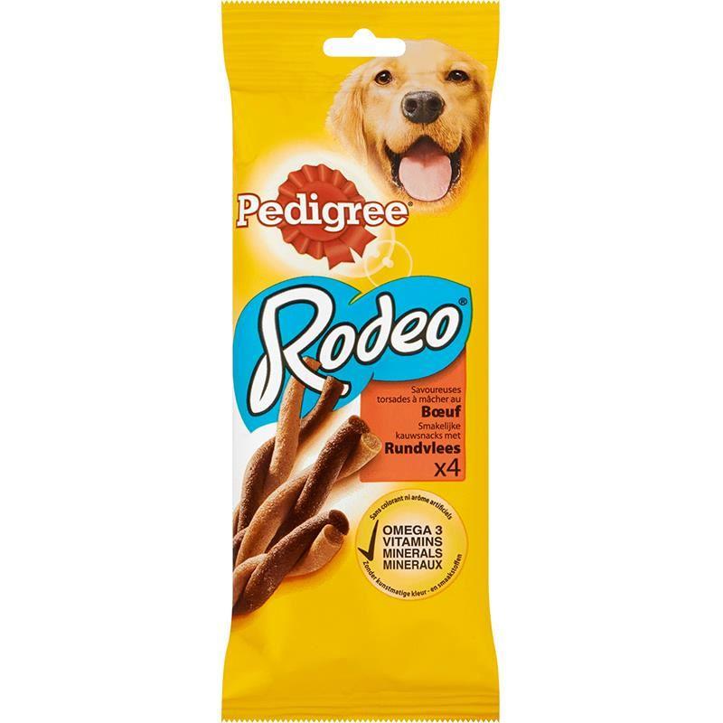 Pedigree Rodeo Sığırlı Köpek Ödülü 70 Gr