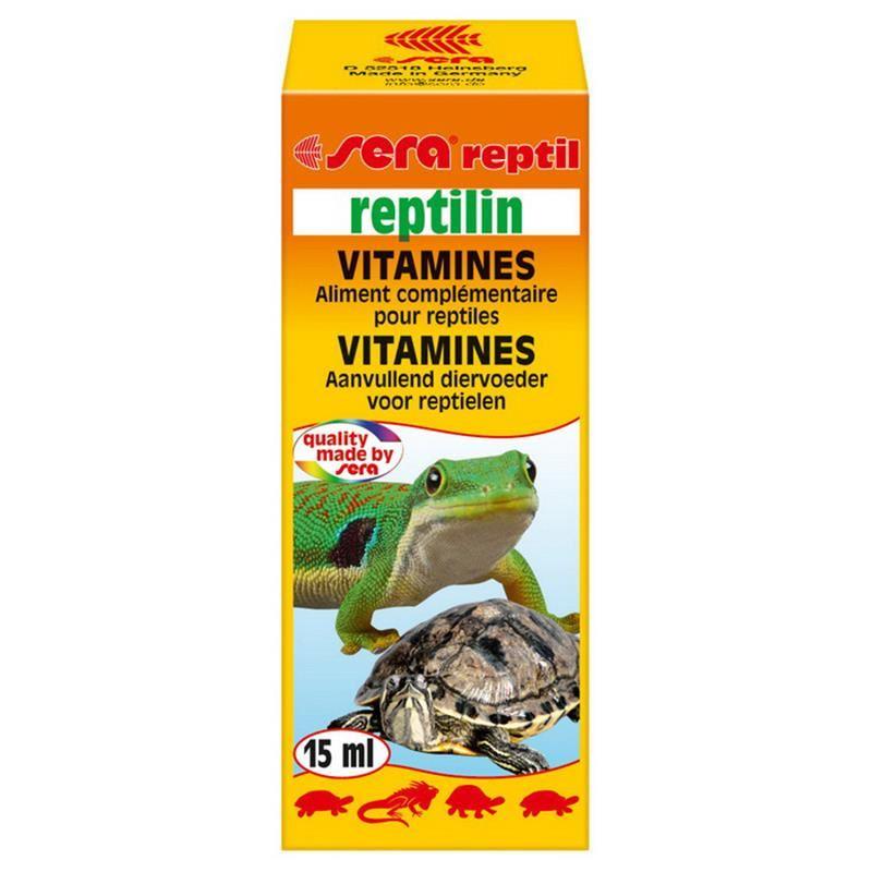 Sera Reptilin Sürüngen Vitamini 15 Ml