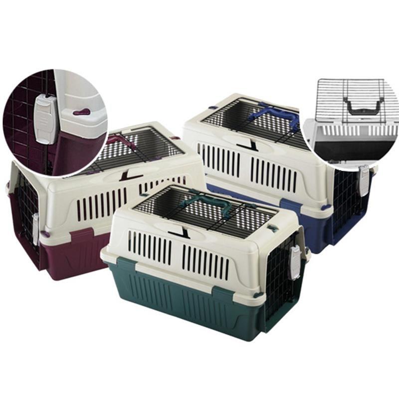 Strong Pet Taşıma Üstten Açılır 50x33x29 Cm Lacivert