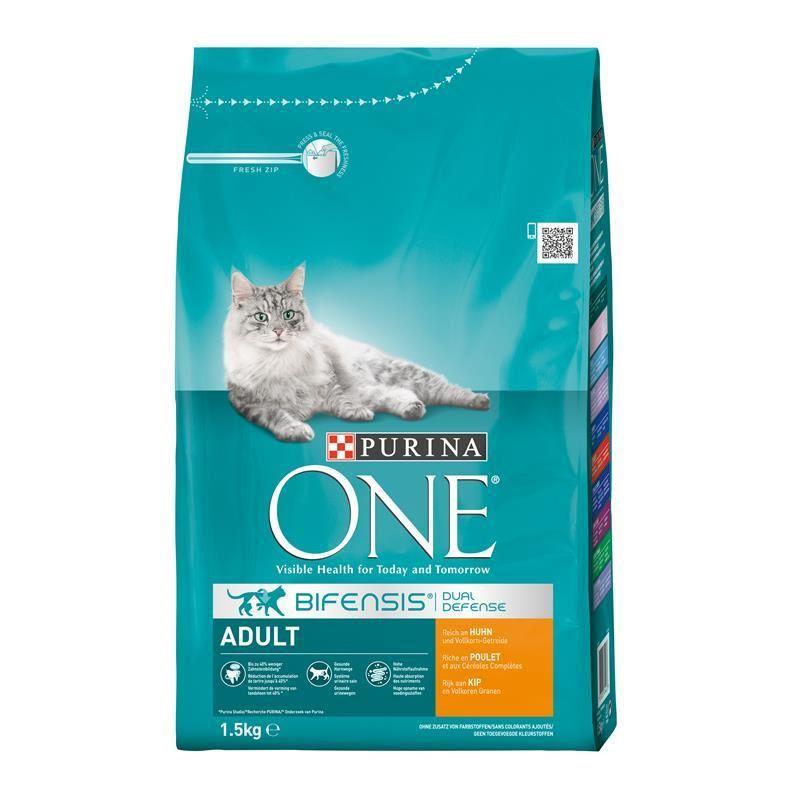Purina One Tavuklu Yetişkin Kedi Maması 1,5 Kg