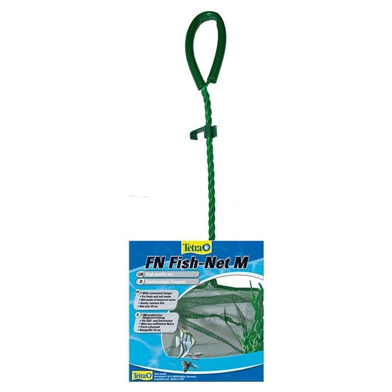 Tetra Fn Fish Net Balık Kepçesi M 10 Cm