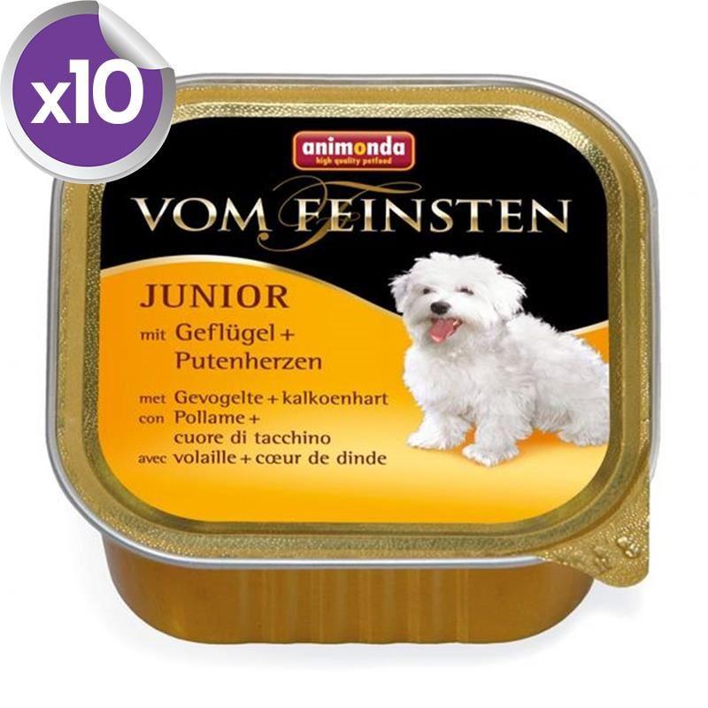 Animonda Kümes Hayvanlı Yavru Köpek Konservesi 150 Gr X 10