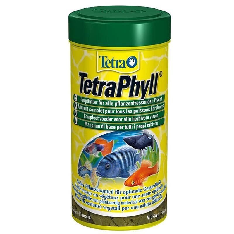 Tetra Phyll Bitkisel Pul Balık Yemi 100 Ml