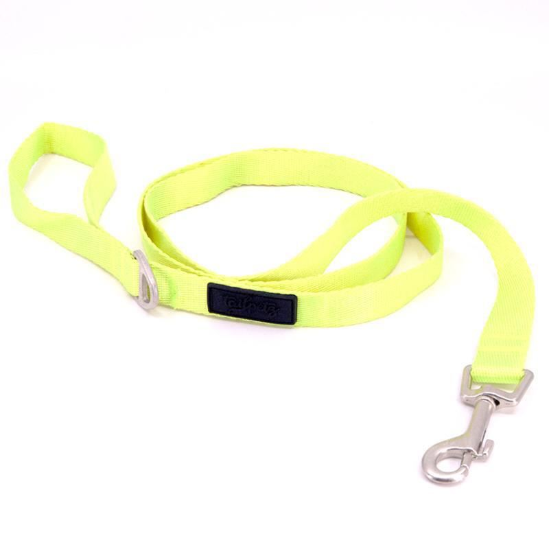 Tailpetz Neo Lime Leash Köpek Gezdirme Tasması Medium