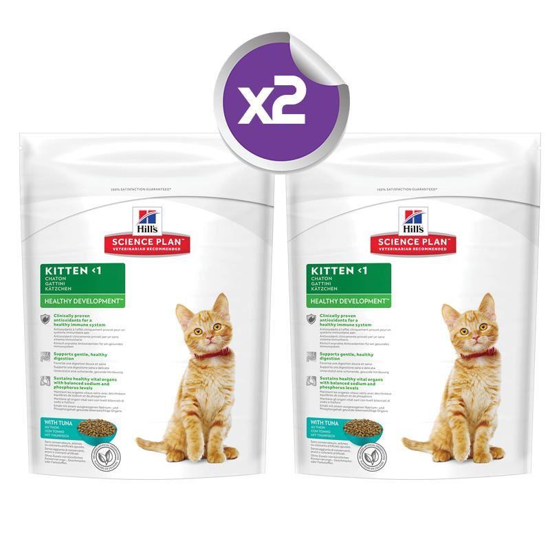 Hills Kitten Ton Balıklı Yavru Kedi Maması 400 Gr x2 ADET