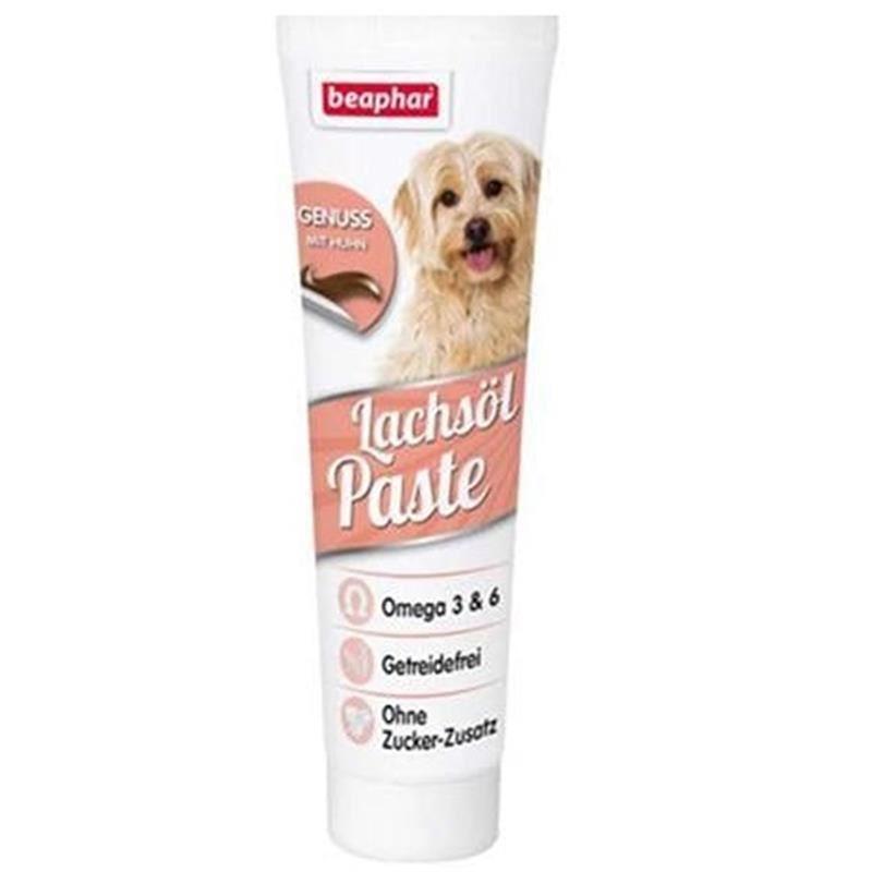 Beaphar Somolu ve Omega 3 Destekli Köpek Vitamin Macunu 100 Gr