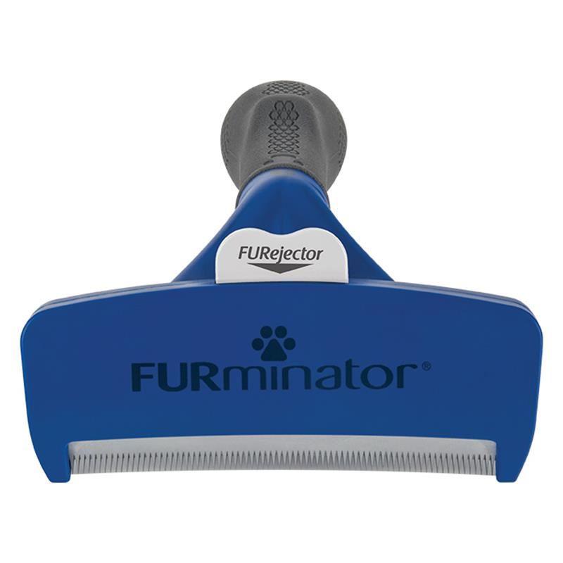 Furminator Short Hair Kısa Tüylü Köpek Tarağı-Large