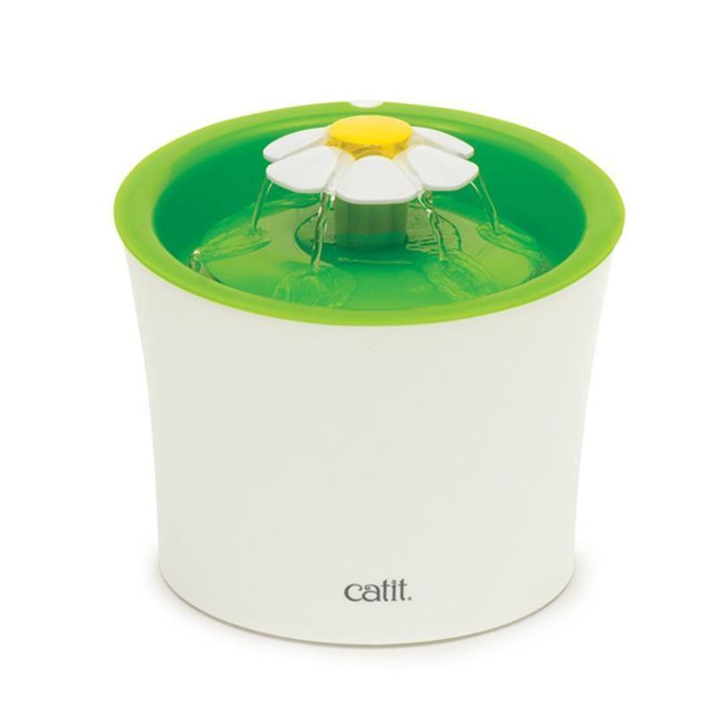 Catit 2.0 Flower Fountain Çiçekli Filtreli Su Kabı