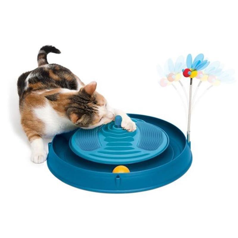 Catit Play Kedi Çember Zeka Oyunu