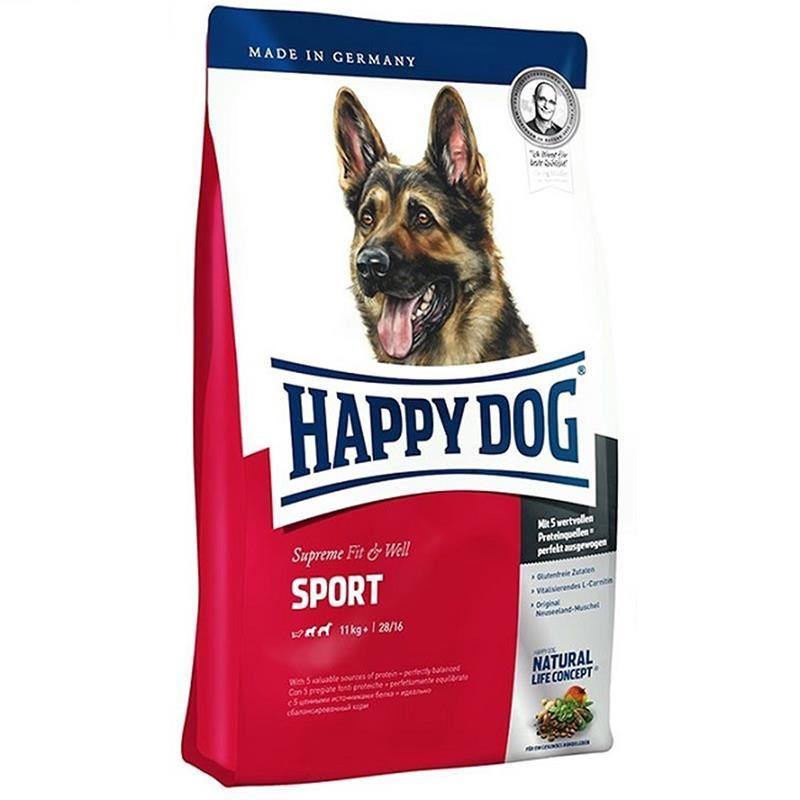 Happy Dog Sport Yetişkin Aktive Köpek Maması 15 Kg