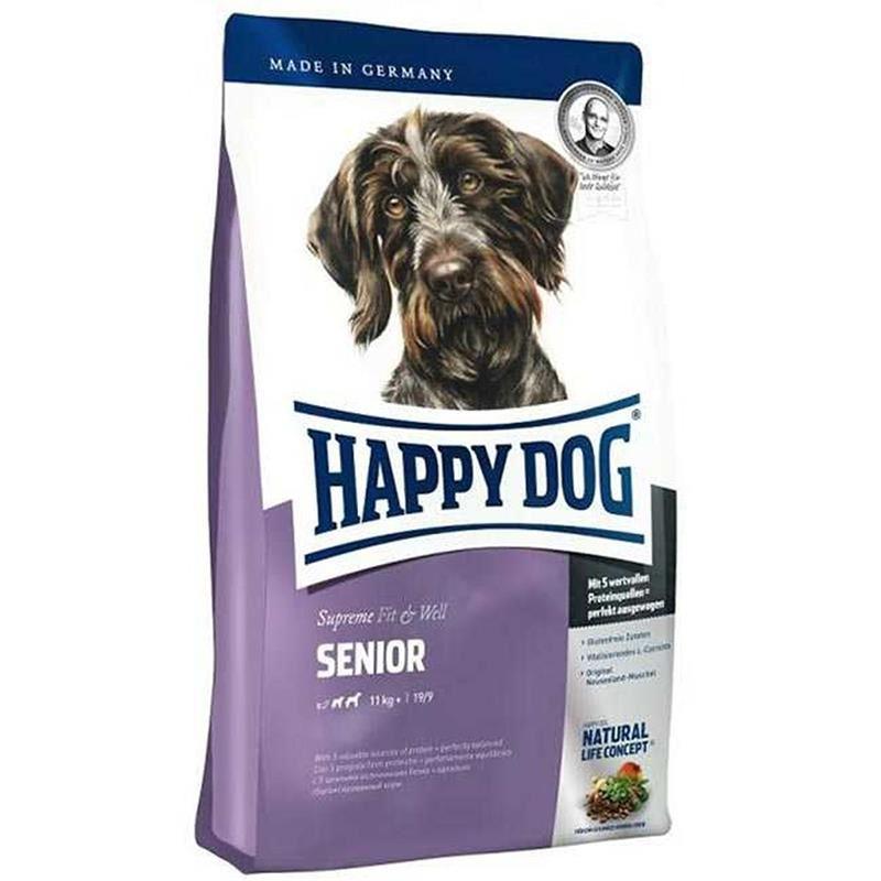 Happy Dog Fit&Well Senior Yaşlı Köpek Maması 4 Kg