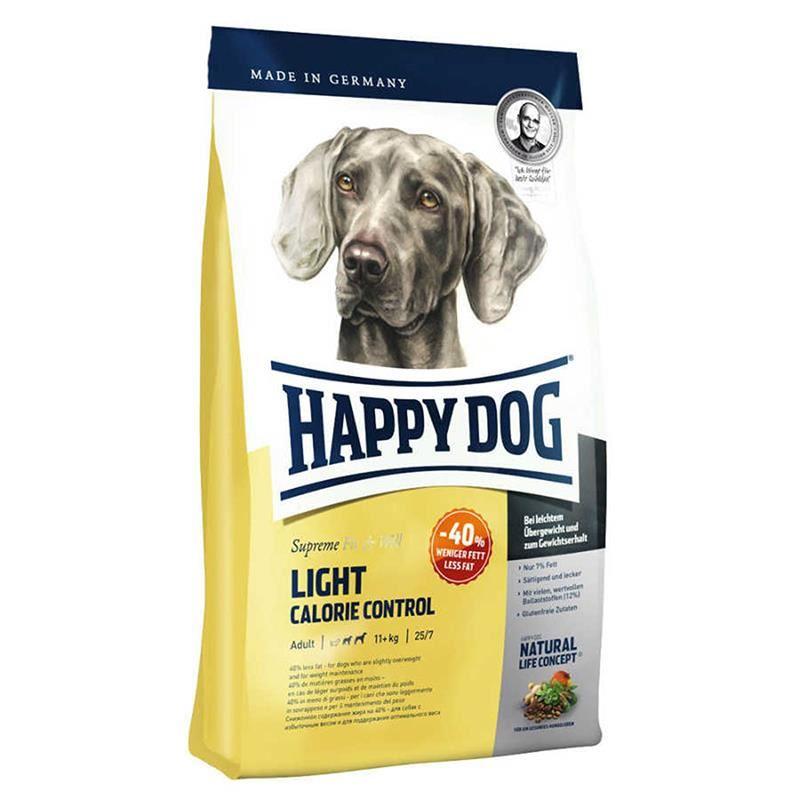 Happy Dog Light Yetişkin Diyet Köpek Maması 4 Kg