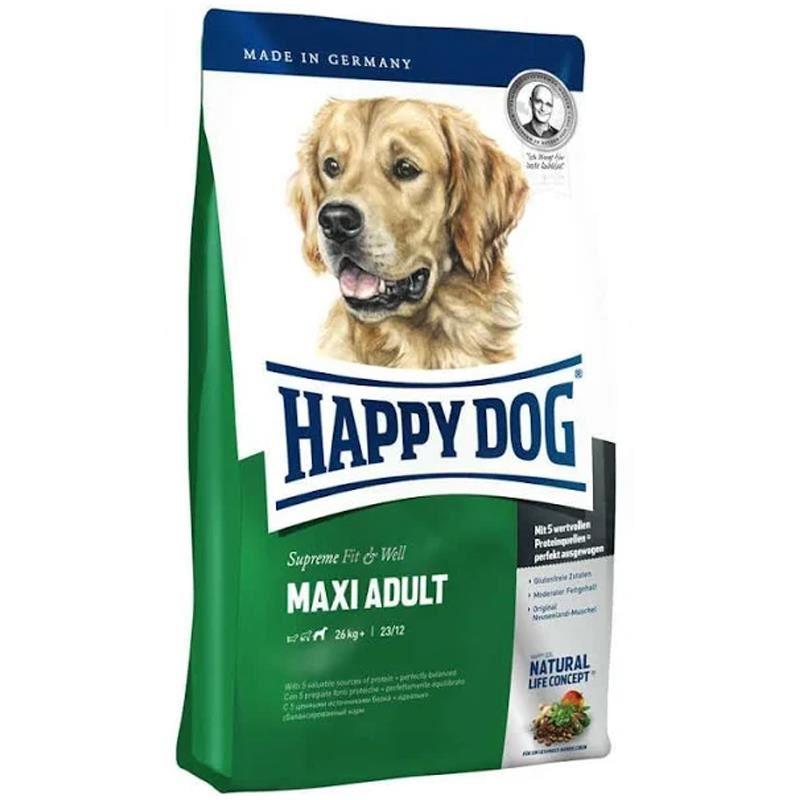 Happy Dog Fit&Well Adult Maxi Yetişkin Köpek Maması 15 Kg