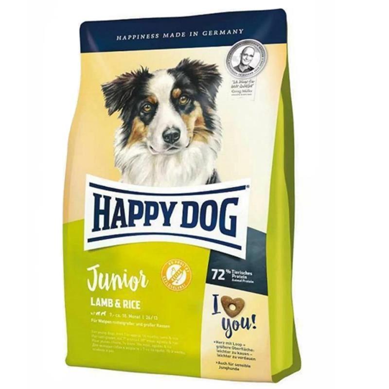 Happy Dog Junior Kuzulu Yavru Köpek Maması 10 Kg