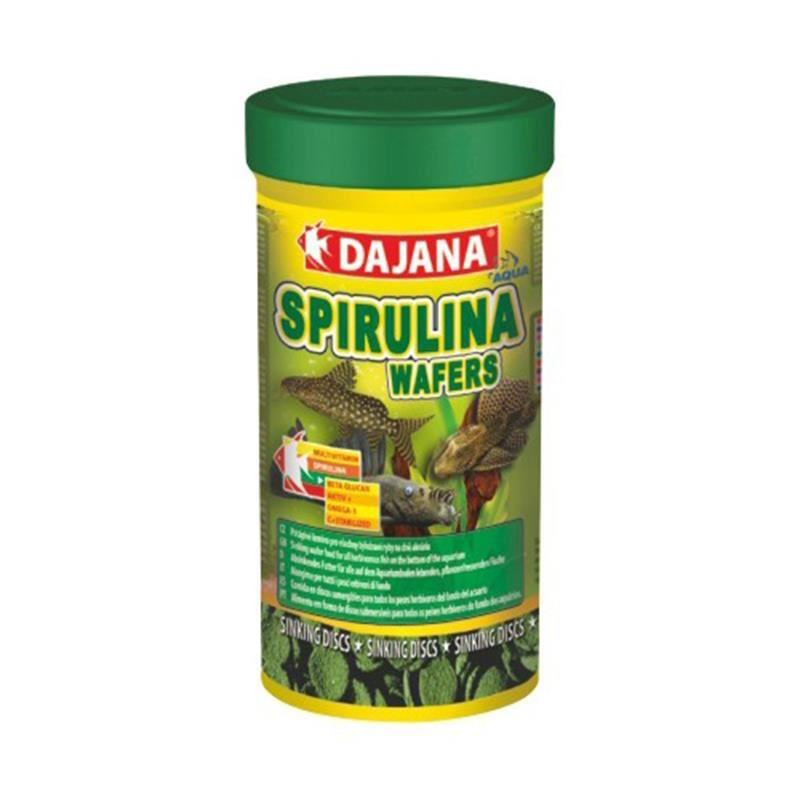 Dajana Mini Spirulina Wafers 250 Ml