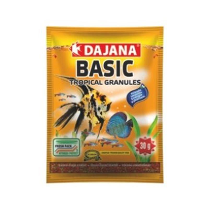 Dajana Basic Tropical Granules 80 ml 30 Gr