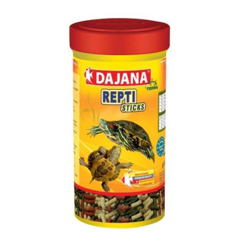 Dajana Kaplumbağa Yemi Sticks 250 ml 22,5 Gr