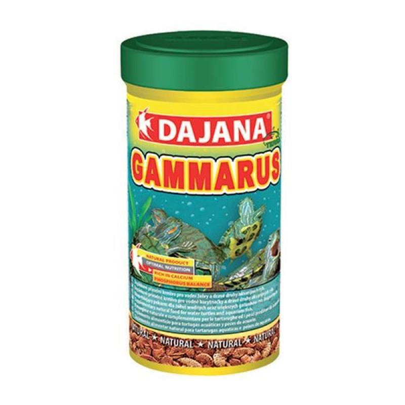 Dajana Kaplumbağa Yemi Gammarus 1000 ml 100 Gr